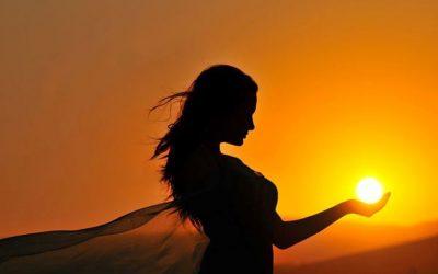 Belleza y la protección de mis energías; todo uno.